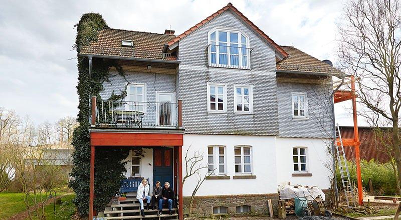 Haus am Weinberg Gemeinschaft Altenschlirf